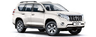 Toyota Land Cruiser Prado в новой комплектации Elegance уже в Украине