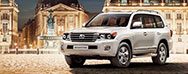 Land Cruiser 200 «Brownstone»